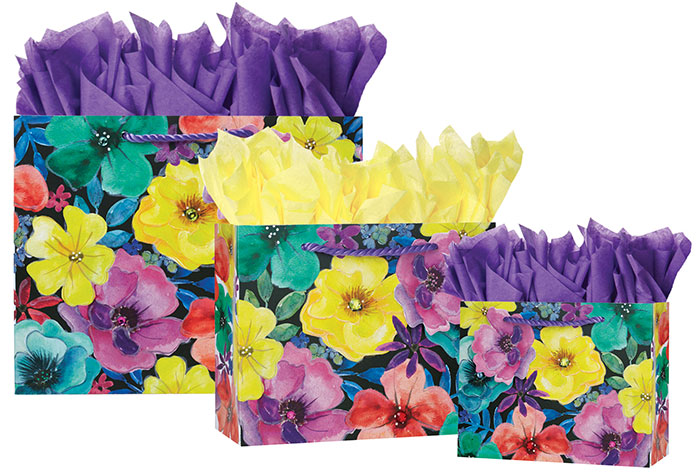 Paradise Gift Totes Rope Handles Collection
