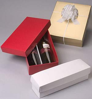 2 Piece Wine boxes