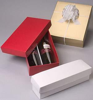 2 Piece Wine boxes