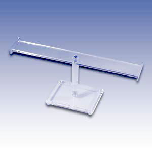 3241 - ACRYLIC T BAR DISPLAY