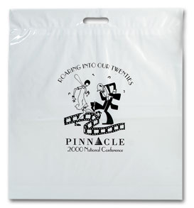 Short Run 3mil Die Cut Bags