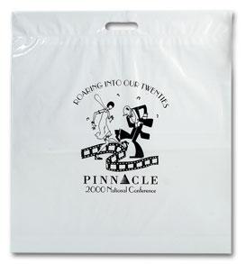 Short Run 3mil Die Cut Bags