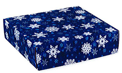 Winter Wonderland Corrugated Mailer Boxes