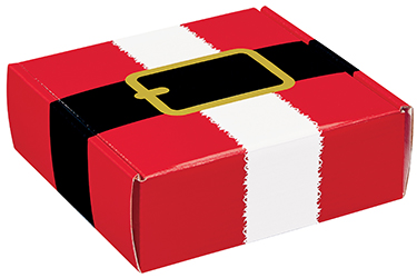 Santas Belt Corrugated Mailer Boxes