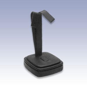 B-RM7S - BLACK RING/EARRING DISP.