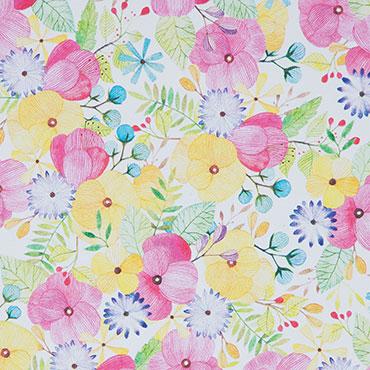 Watercolor Petal