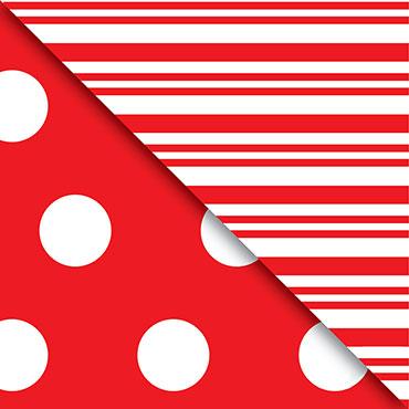 Red Dot & Stripe