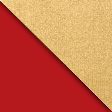 Red & Gold Kraft