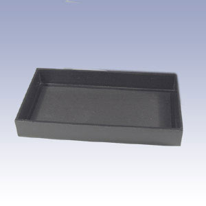 E-TR2 - 2in. WOOD UTILITY TRAY