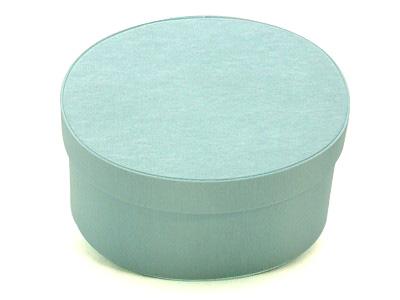 Laguna Oval Fabric Boxes