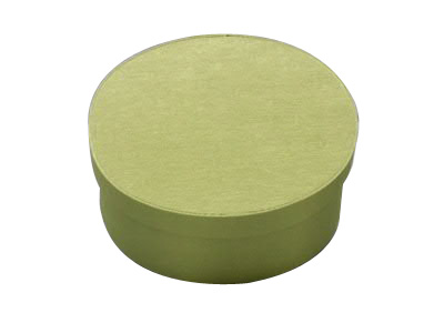Celery Oval Fabric Boxes