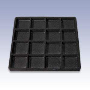 HVF16 - PLASTIC HALF TRAY INSERT