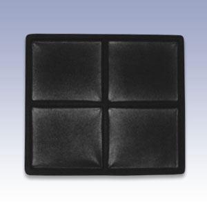 HVF4 - PLASTIC HALF COMPARTMENT