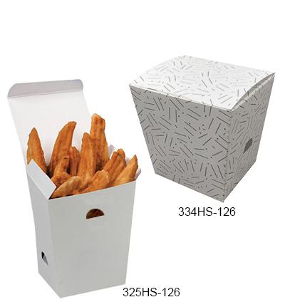 Handi Snack Takeout Boxes