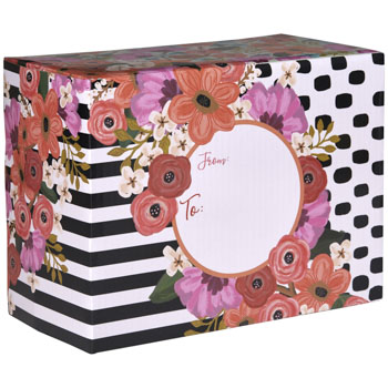 Gypsy Floral Corrugated Mailers
