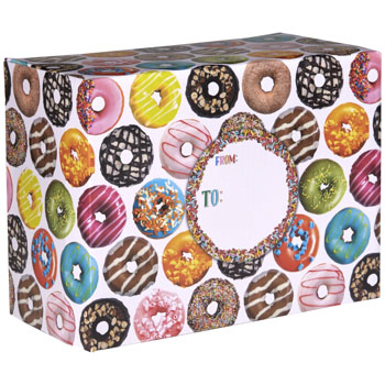 Donuts Corrugated Mailers