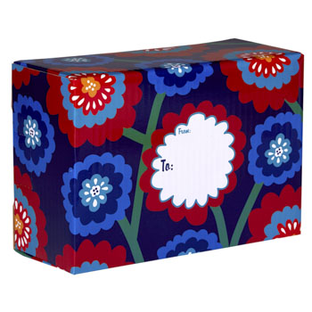 Bold Blossom Corrugated Mailers