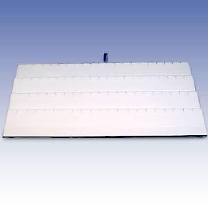 L-PE24 - WHITE EARRING TRAY INSERT