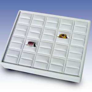 P-SRT20 - STACKABLE 20 RING TRAY