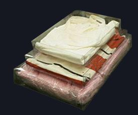 Clear PVC 2 Piece Apparel Boxes
