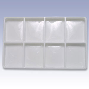 TPC8 - STACKABLE PLASTIC TRAYS