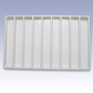 TPC9 - STACKABLE PLASTIC TRAYS