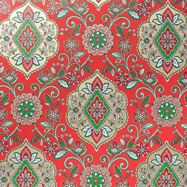 Tapestry Red