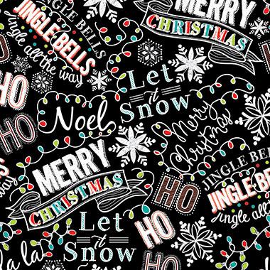 Christmas Chalk