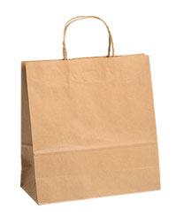 So-Low Brand Kraft Handled Paper Bags