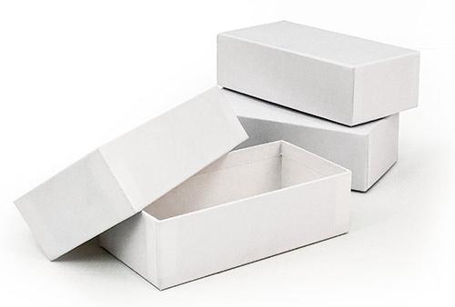 2 Piece Premium White Gloss Rigid Box