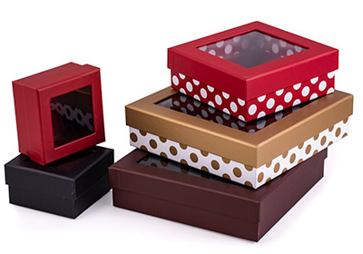 Rigid Gourmet 2 Piece Window Boxes