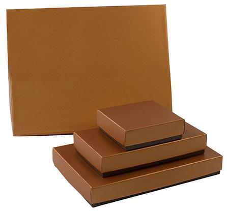 Caramel & Dark Chocolate 2-Tone Candy Box