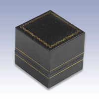 Classic Black Leatherette Boxes