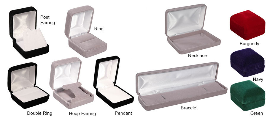 Velvet Kona  Box Collection