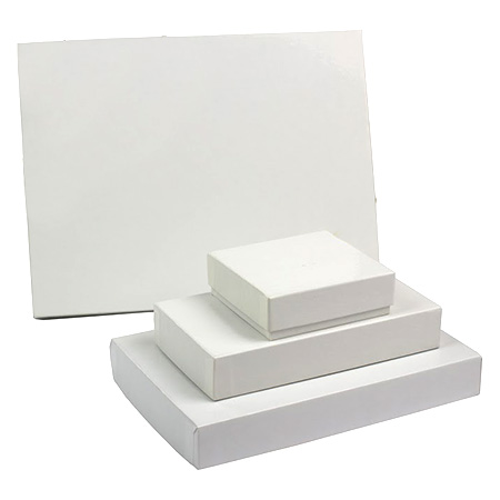 White Gloss Candy Box Collection