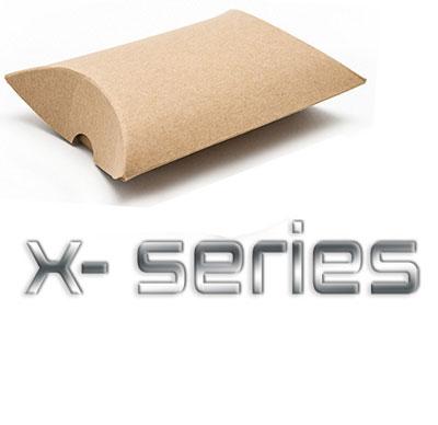 X-Series Puff Pouches