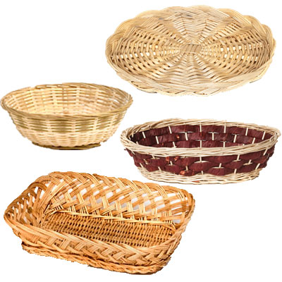 Baskets With No Handles