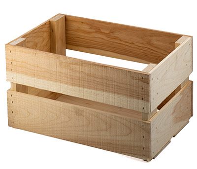 Reproduction Apple Crate