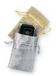 Small Metallic Bags