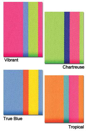 Bright Stripe Ribbon