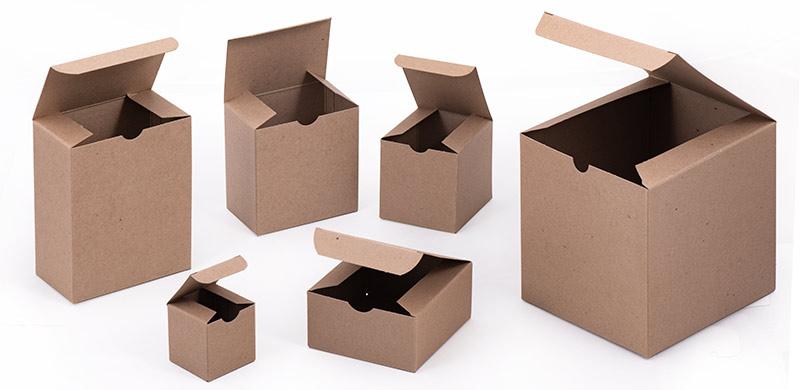 Premium Brown Kraft Gift Boxes