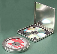 CD / DVD Tins