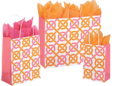 Chick Link Paper Shopping Bags