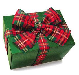 Christmas Plaid Ribbon