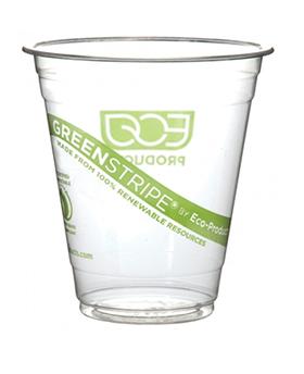 Biodegradable 12 oz. Corn Cups