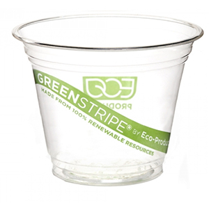 Biodegradable 9 oz. Corn Cups