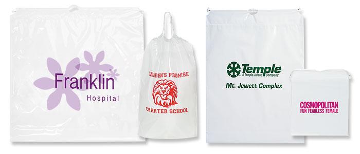 Short Run Cotton Cord Drawstring Bags