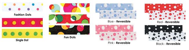 Dots Curling Ribbon