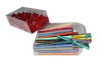 Side Tuck Closure PVC Boxes