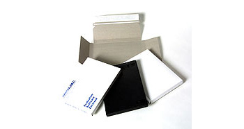 White Self Seal DVD Case Mailers